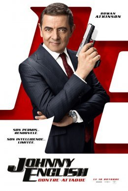 Johnny English contre-attaque - David Kerr