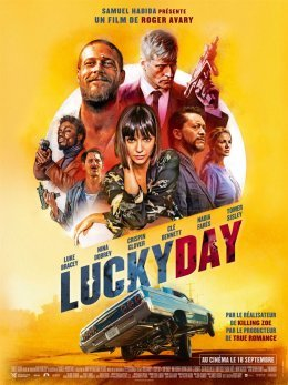 Lucky Day - Roger Avary