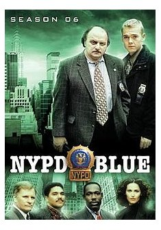 New York Police Blues - Saison 6