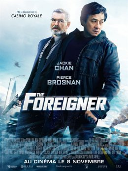 The Foreigner - Martin Campbell