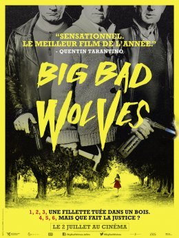 Big Bad Wolves - Aharon Keshales - Navot Papushado