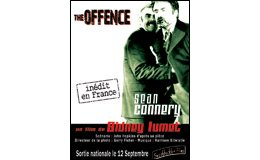 The offence - Sidney Lumet