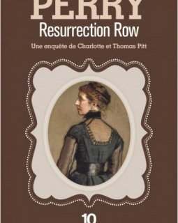 Resurrection row - Anne Perry