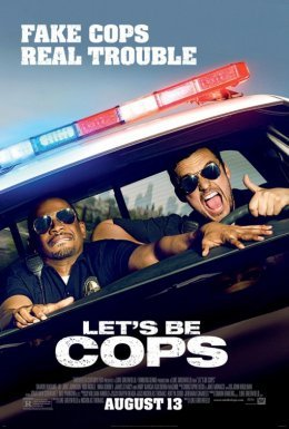 Let's Be Cops - Luke Greenfield