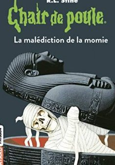 Chair de poule, Tome 01 : La malédiction de la momie - Jo Nesbø