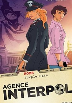 Agence Interpol - tome 3 - Rome - Barboni Thilde