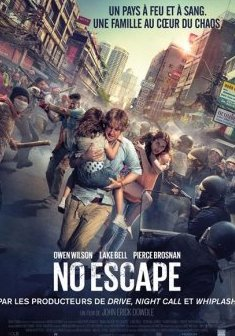 No Escape - John Erick Dowdle