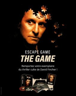 The Game : un Escape Game sur le thriller culte de David Fincher