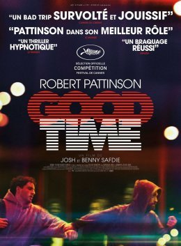 Good time - Ben Safdie