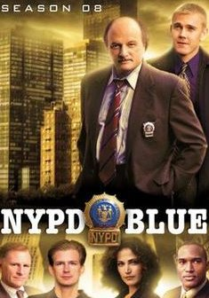 New York Police Blues - Saison 8