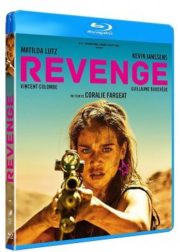 Revenge (2018) : le rape and revenge movie français en vidéo - Coralie Fargeat
