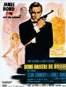 Bons baisers de Russie - Terence Young