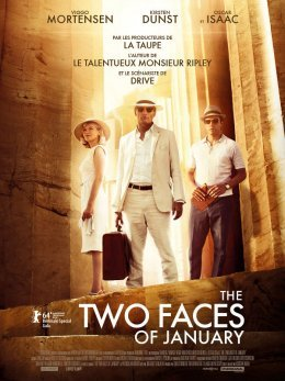 The Two Faces of January - Hossein Amini