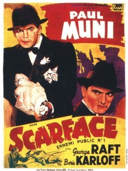 Scarface - Howard Hawks - Richard Rosson