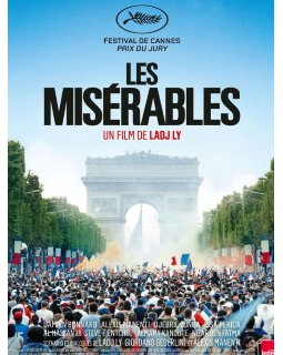 Les Misérables en lice pour l'Oscar du film international