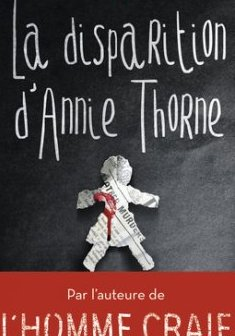 La disparition d'Annie Thorne - C.J. Tudor