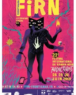 Festival International du Roman Noir 2019 - 28 au 30 juin