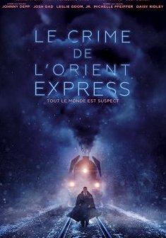 Le crime de l'Orient-Express - Kenneth Branagh