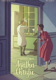 La mystérieuse affaire Agatha Christie - Chantal Van den Heuvel
