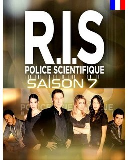 R I S Police scientifique - Saison 7