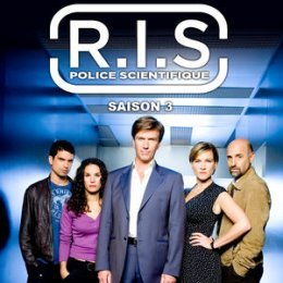 R I S Police scientifique - Saison 3