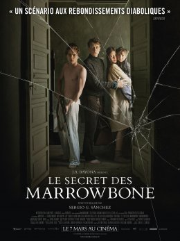 Le Secret des Marrowbone - Sergio G. Sánchez