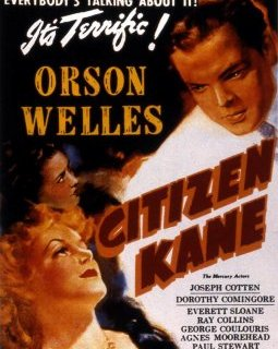 Citizen Kane - Orson Welles