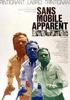 Sans mobile apparent - Philippe Labro