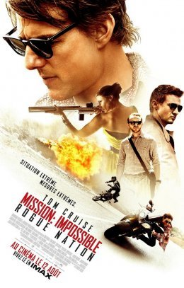 Mission : Impossible - Rogue Nation - Christopher McQuarrie