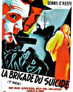 La Brigade du suicide (Version Pocket) - Anthony Mann