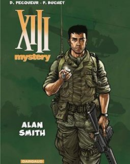 XIII Mystery - tome 12 - Alan Smith - Pecqueur