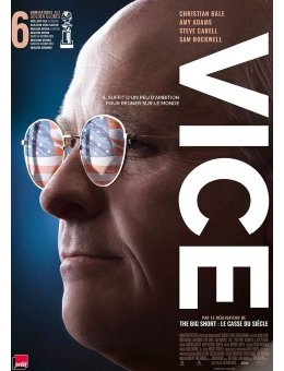 Vice, le film de Adam McKay, lauréat des Critics' Choice Awards 2019