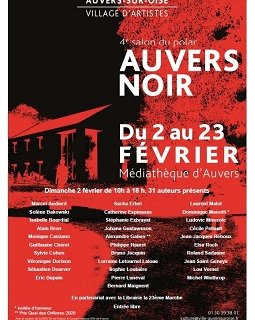 Salon du polar Auvers Noir