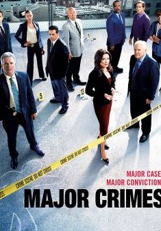Major Crimes - Saison 4
