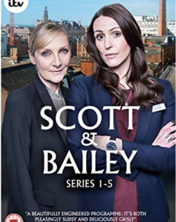 SCOTT & BAILEY : AFFAIRES CRIMINELLES / S1 A S5