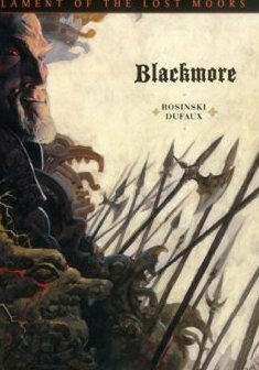 Lament of the lost moors - tome 2 Blackmore (02) - Rosinski - Dufaux