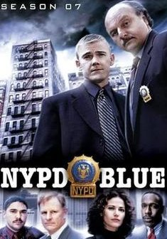 New York Police Blues - Saison 7