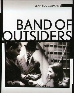 Band of Outsiders (Bande à part) - Criterion Collection [Import USA Zone 1]