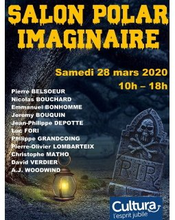 Salon Polar et Imaginaire - 28 mars