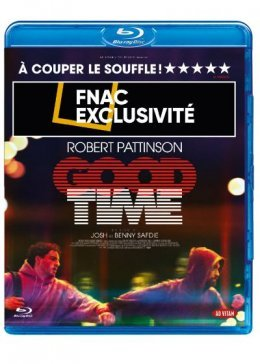Good Time - Joshua Safdie - Ben Safdie