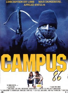 Campus 86 (Dangerously Close) - Albert Pyun