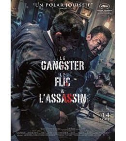 Le Gangster, le flic et l'assassin - Lee Won-Tae