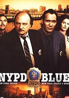 New York Police Blues - Saison 4