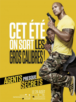 Agents presque secrets - Rawson Marshall Thurber