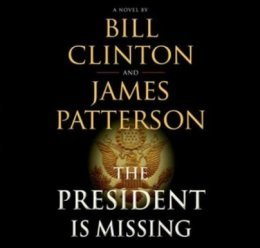 Bill Clinton & James Patterson réunit pour un polar politique