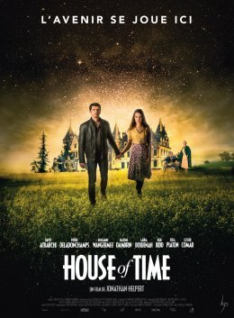 House of time - Jonathan Helpert