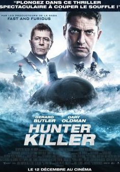 Hunter Killer -Donovan Marsh