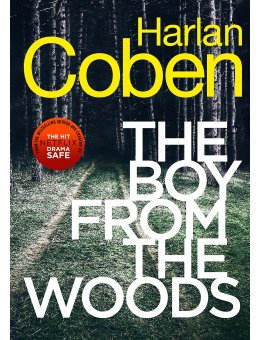 The Boy from the woods - La couverture du nouveau Harlan Coben