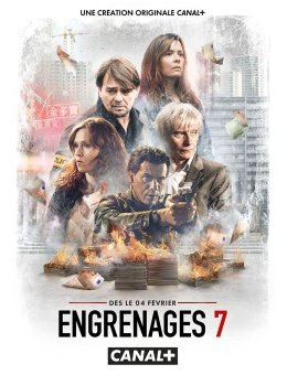 Polar et podcasts avec Engrenages