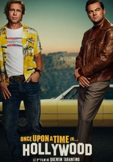Once Upon A Time in Hollywood - Quentin Tarantino